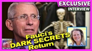 Dr. Fauci's DARKEST SECRET Surfaces As His Predictive Model Crushes Trump Economy   Dr. Mikovits pHd