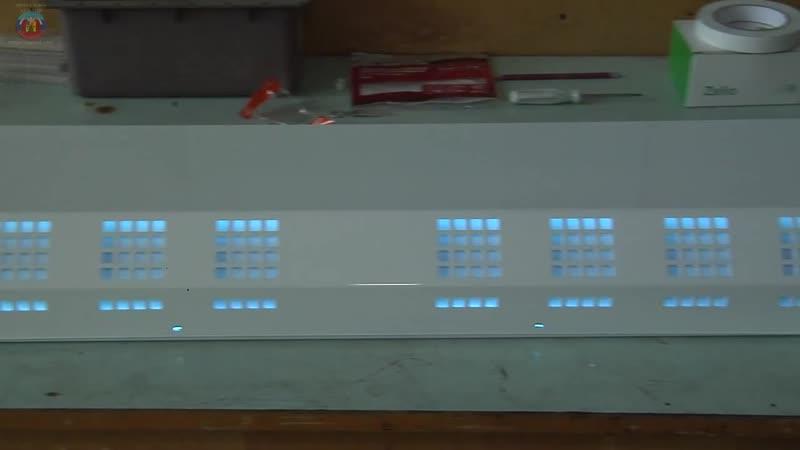 ЦКБМ Донец производитель бактерицидных рециркуляторов воздуха
