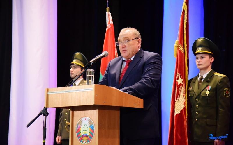 Барановичский район отпраздновал 80-летие. Кому и какие достались награды?