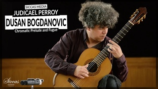 Judicael Perroy plays Chromatic Prelude and Fugue by Dusan Bogdanovic (2021)
