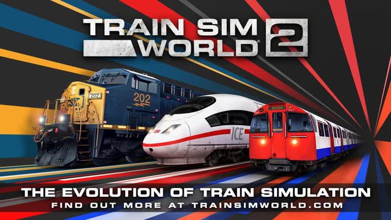 Train Sim World 2 Паравозики