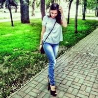 Фотография страницы Алёны Гальчук ВКонтакте