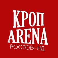 Логотип КРОП АРЕНА / AIR / МИСТИК / Ростов