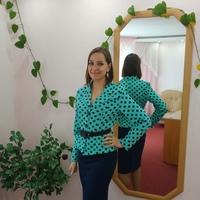 Фотография Екатерины Мильчаковой