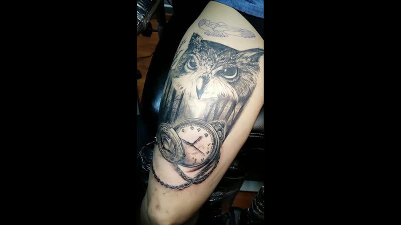 Live Тату салон TattooMaster Канск