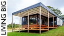 Shipping Container Home Designed For Sustainable Family Living Living Big In A Tiny House