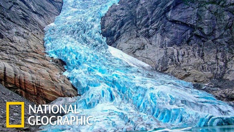 Эпоха таяния ледников С точки зрения науки Full HD