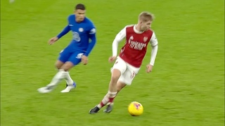 Emile Smith Rowe is simply incredible!