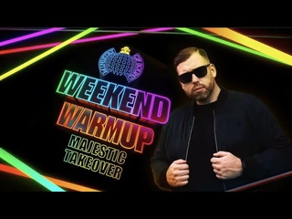 Majestic - Weekend Warmup Taxi DJ Mix