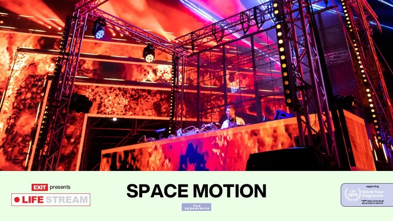 Space Motion Live @ EXIT LIFE STREAM 2020