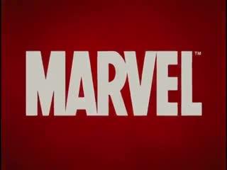 Заставка кинокомпании Marvel