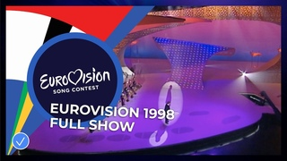 #EurovisionAgain  - Eurovision Song Contest 1998 - Full Show