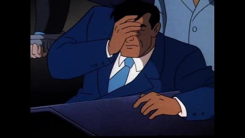 Бэтмен 1992 1 сезон 4 серия