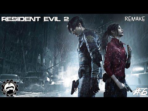 6 Прохождение за Леона Кеннеди Resident Evil 2 Remake