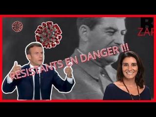 🔴ZAP 21 - Résistants vs collabos :  Jeanne traduction,Quantum Leap, Thiboria .A Vs Macron & co
