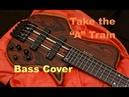 Biarnel Scorcio Single Cut: Bass Cover - Take the A Train - By Andrea Napolitano
