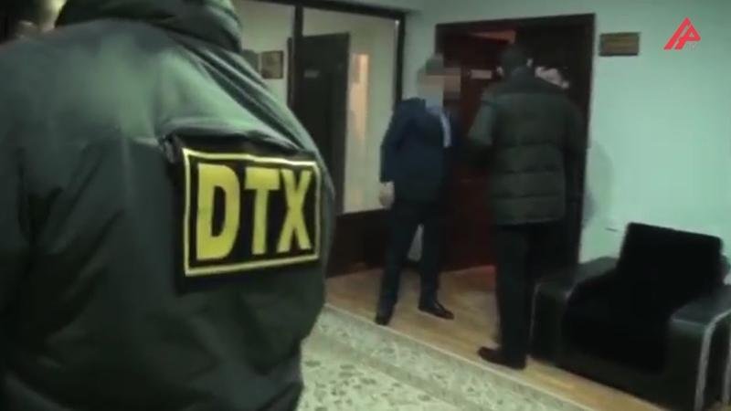 DTX Neftçala Rayon İcra Hakimiyyətində əməliyyat keçirdi - SAXLANILANLAR VAR