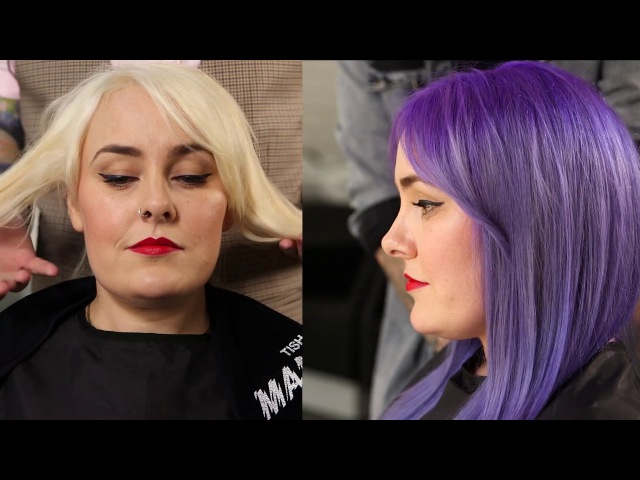 Manic Panic Professional - Achieve the Perfect Purple Gradient with Jaymz Marsters