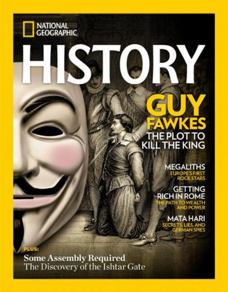 National Geographic History NovemberDecember 2017