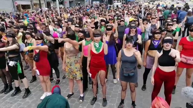 Movimiento Feminista 'Un vi0lador en tu camino' ¿Qué opinas tú