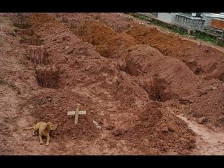 Власти г.Чехова готовятся к массовому захоронению?!? К чему готовятся???