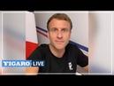 🔴Covid-19 sur TikTok, MACRON appelle les Français à lui poser leurs questions sur la vaccination