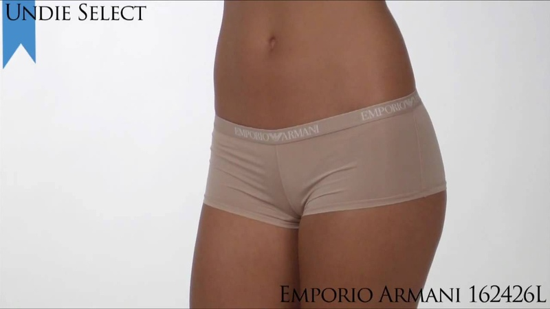 2010 Undie Awards Select Boyshort -- Armani 162426L