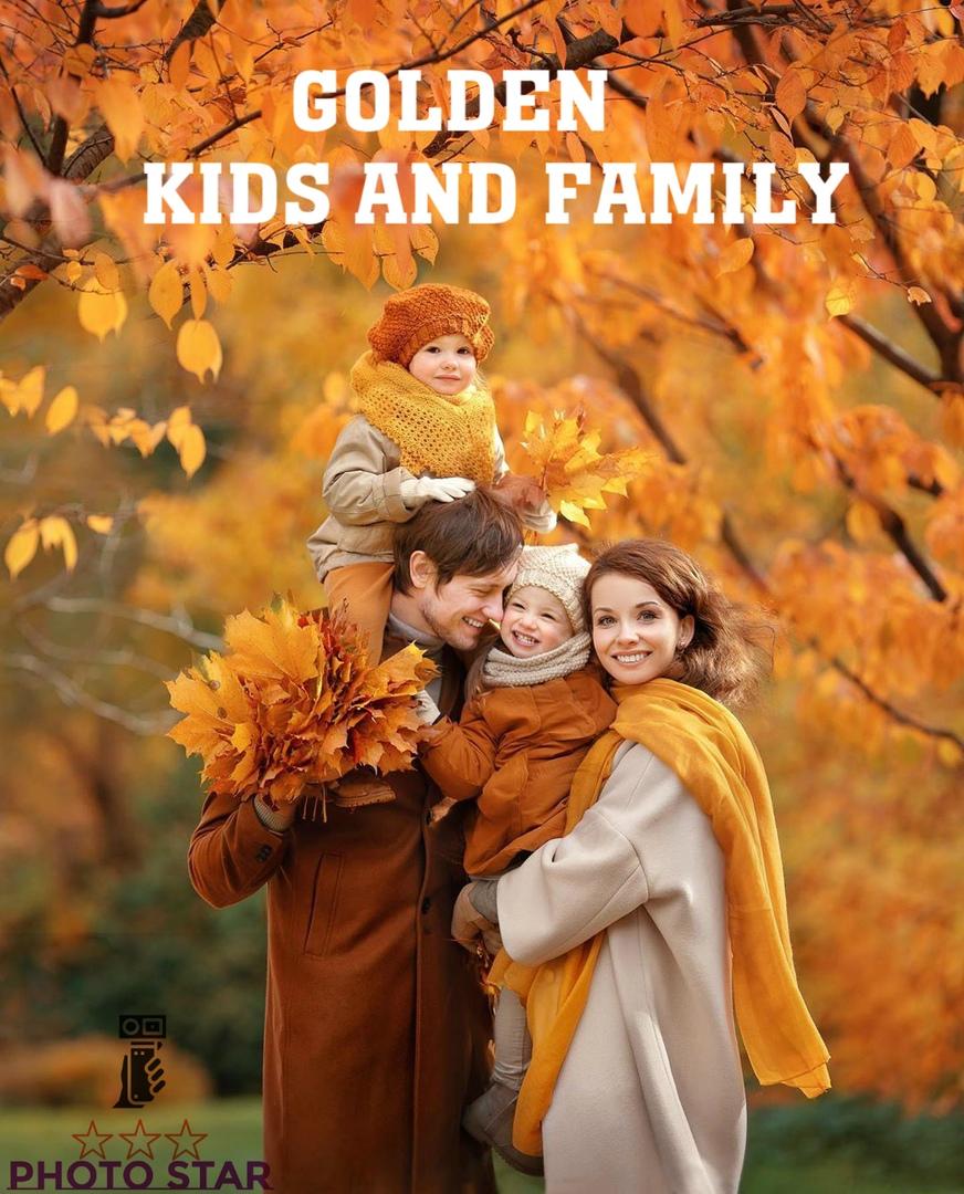 Афиша Тольятти GOLDEN KIDS&FAMILY