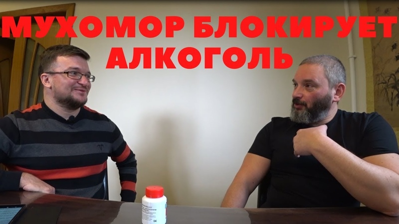 Михаил Вишневский Мухомор блокирует алкоголь мухомор от всех болезней