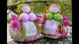 Куклы из бабушкиного сундука  познавательная фольклорная программа