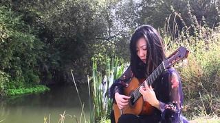 Xuefei Yang plays The Bonnie, Bonnie Banks of Loch Lomond