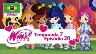 O Clube das Winx: Temporada 7, Episódio 20 - «Winx Bebês» (Português Brasileiro)