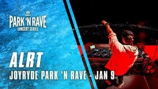 ALRT for JOYRYDE Park 'N Rave Livestream (January 9, 2021)