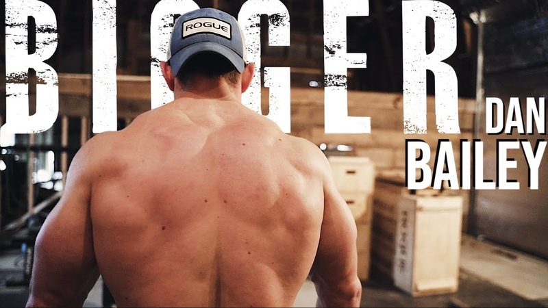Dan Bailey | THE LEGS BACK WORKOUT YOU HAVE NEVER TRIED. CLANG N BANG IN THE BARN!