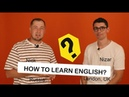 HOW TO LEARN ENGLISH? Interview with Nizar from London UK