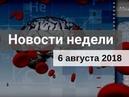 Медвестник ТВ Новости недели №128 от 06 08 2018
