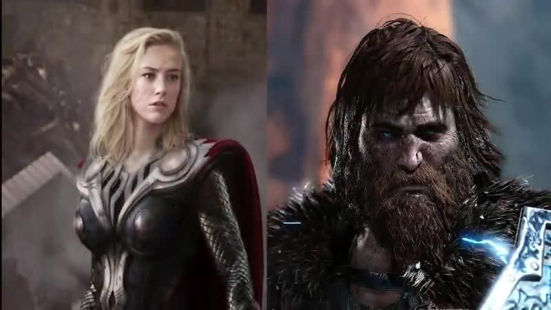 Дочь Тора предаст Асгард