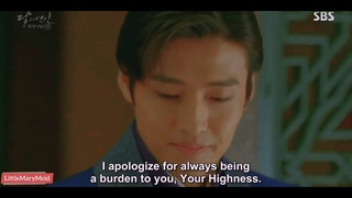 Scarlet Heart || Wang Wook & Myung Hee || The One That Got Away