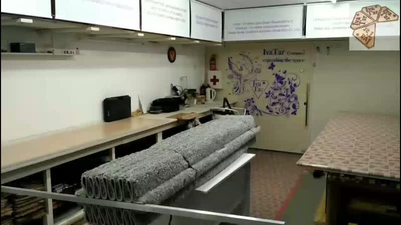 IvaTar Company фабрика мягких раздвижных звукоизолирующих перегородок