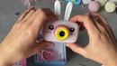 🎀 🧸 Интересная распаковка детского цифрового фотоаппарата mini blogger