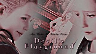 Alex Wesker & Natalia Korda || Devil's Playground [+Albert Wesker/Spencer]