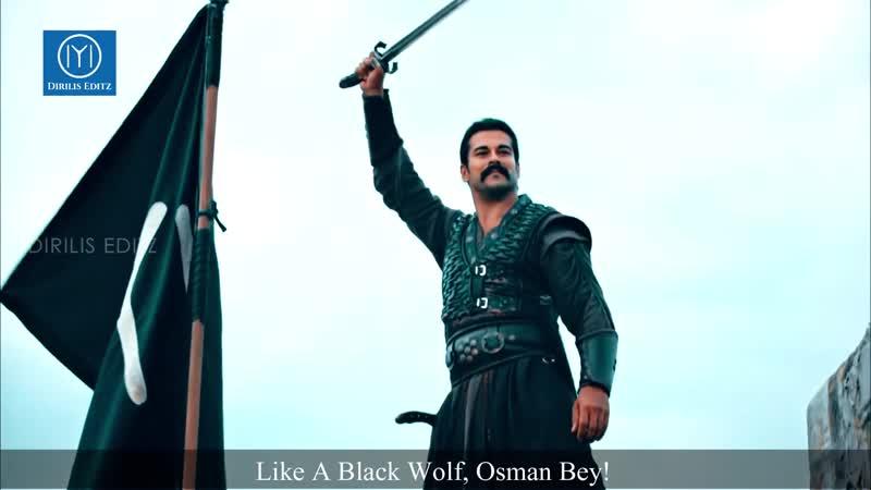 Tribute To Osman Ghazi Osman Bey MarAnthemSong Kurulus Osman Season1 Best SceneDirilis Editz