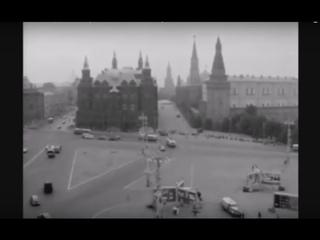 Москва 1961-го года в американском ТВ-Шоу Candid Camera