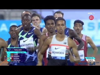 Wanda Diamond League - Doha 2021 - 800m (Men)