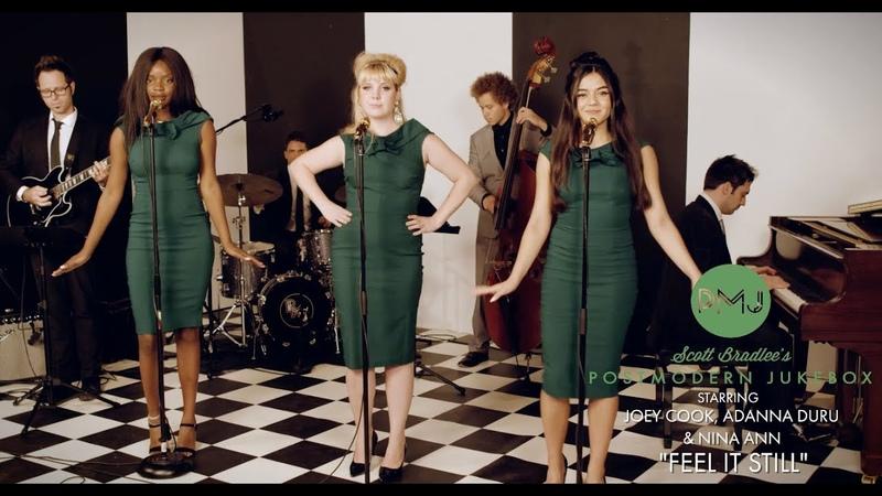 Feel It Still - Portugal The Man (60s Mr. Postman Style Cover) ft. Joey, Adanna, Nina Ann